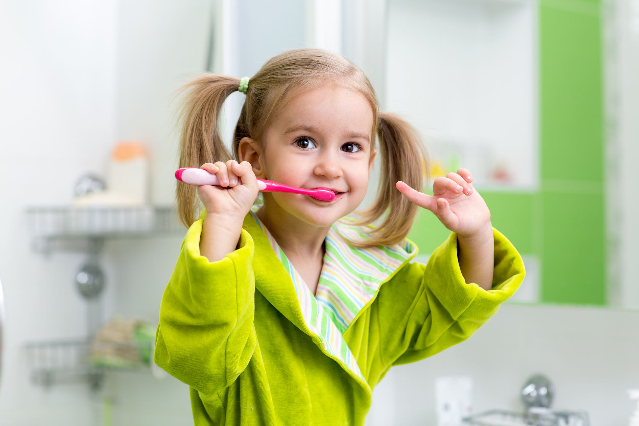 Types of Childhood Tooth Decay Problems